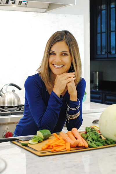Kiran of Easy Real Food blog