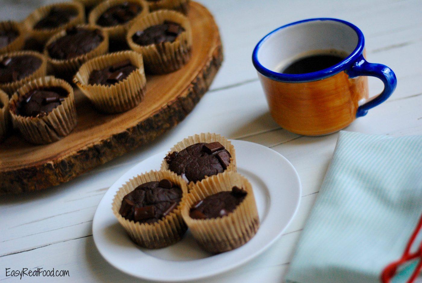 Gluten Free Black Bean Muffins