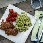 A gluten free meatloaf recipe