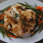 Cook a whole chicken quickly and easily in the Instant Pot