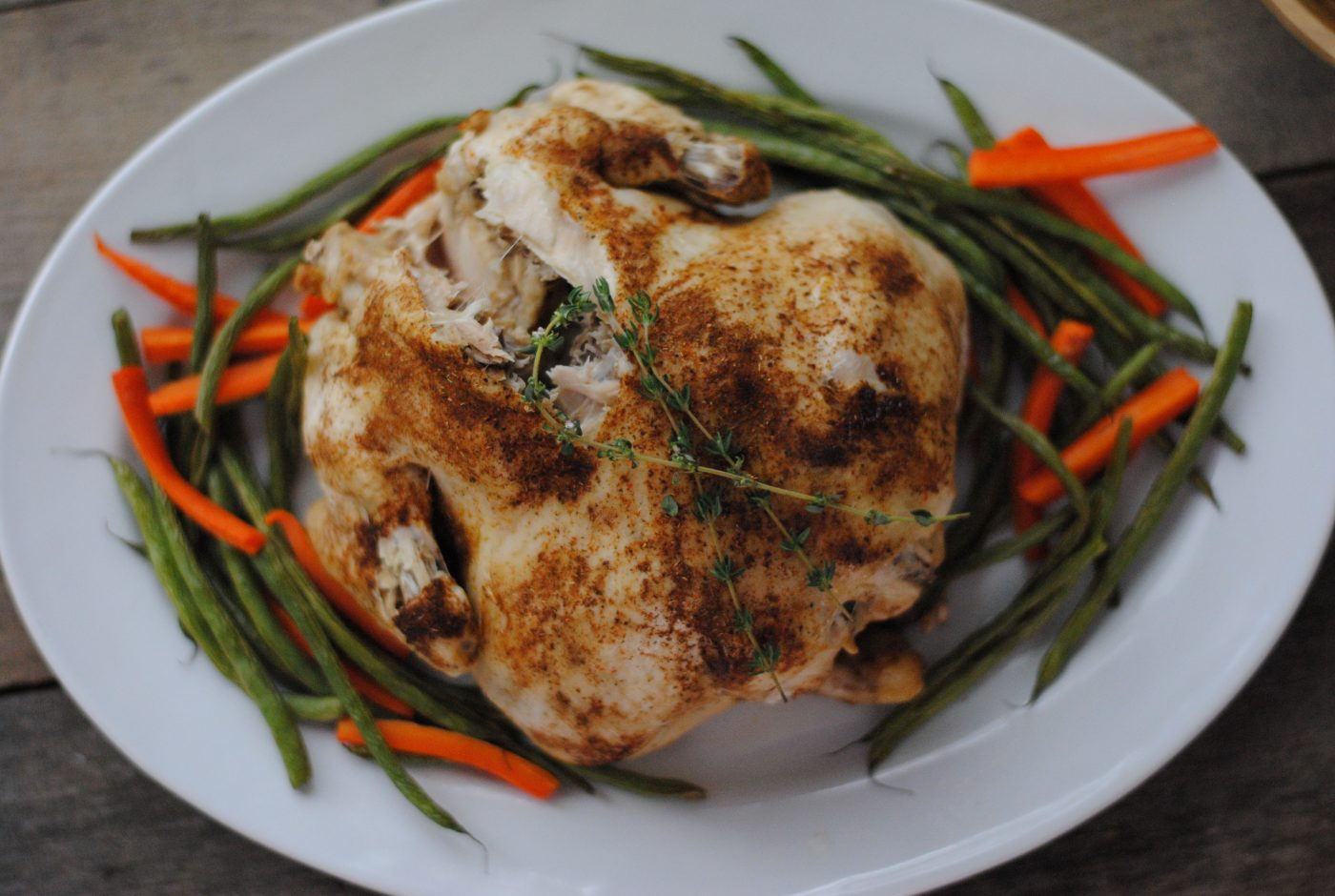 How to Cook a Whole Chicken in an Instant Pot