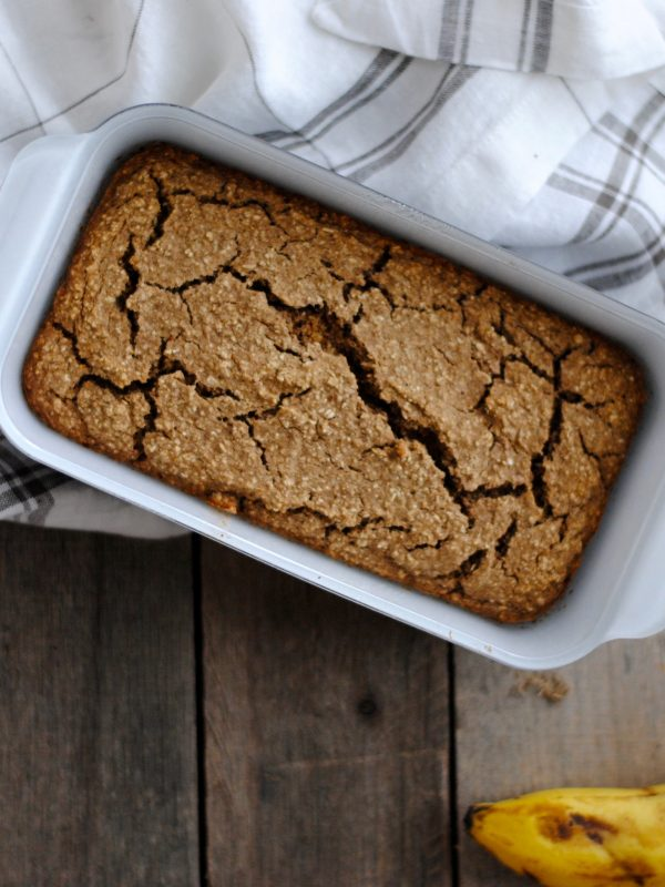 Flourless Banana Bread Recipe