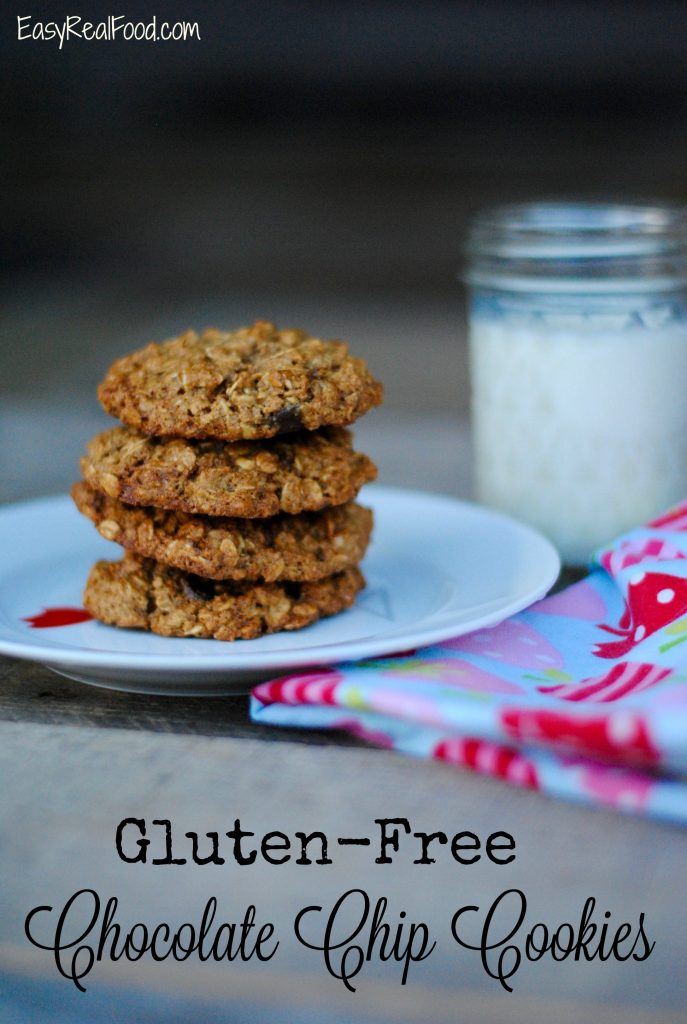 Gluten-free chocolate chip cookes