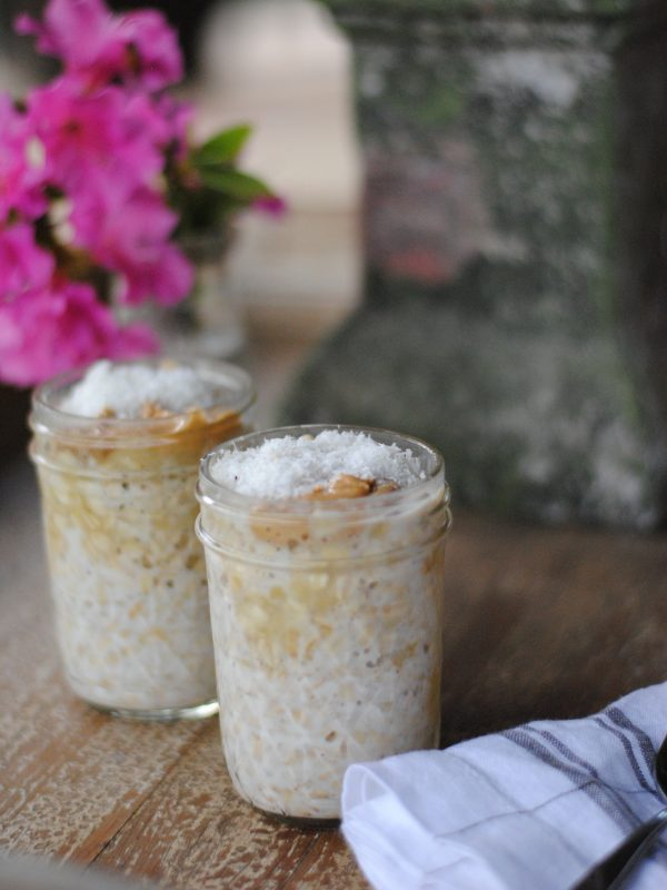 My Kids Favorite Overnight Oats