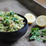 Tasty homemade guacamole recipe. #avocadorecipe #healthyfats