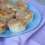 Mac and cheese bites - tasty mac and cheese muffins