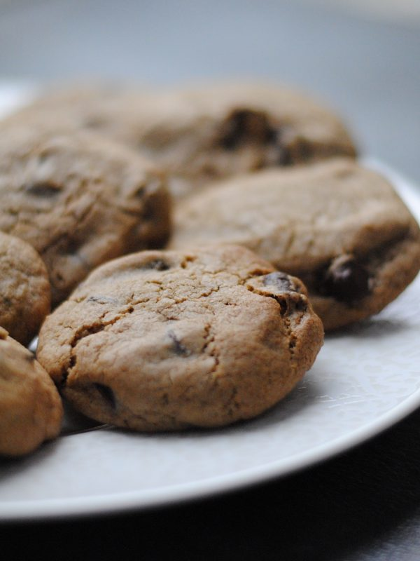 The Best Low FODMAP Chocolate Chip Cookies