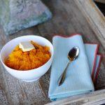 Super simple roasted butternut squash