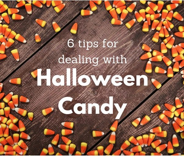6 Tips for Dealing with Halloween Candy