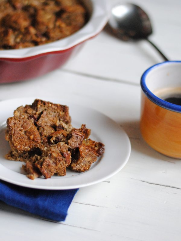 Simple Gluten-Free Bread Pudding