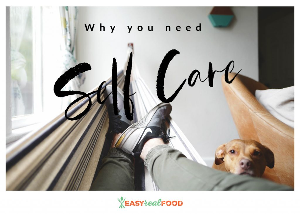Why you need self care