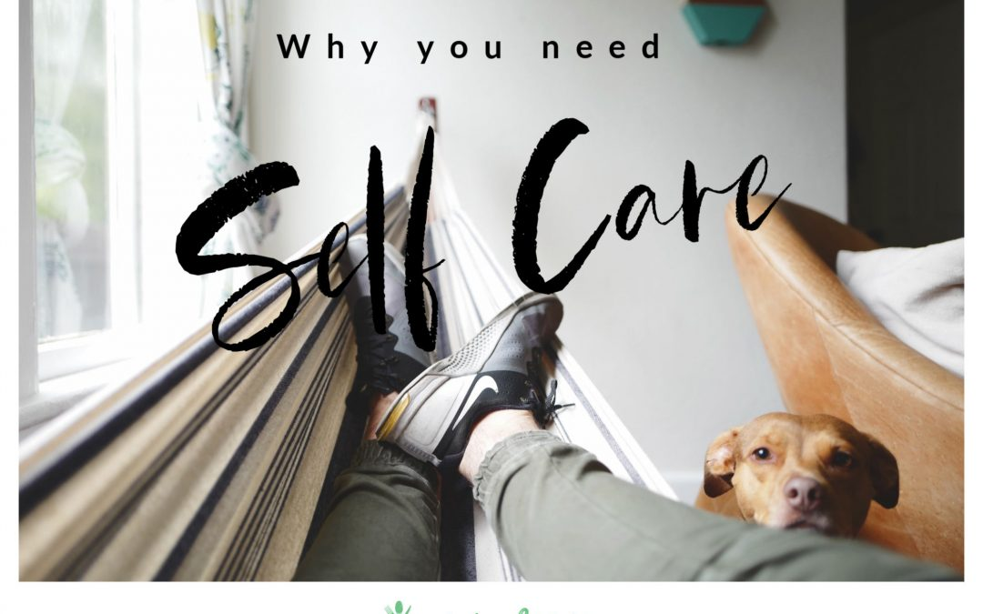 Why You Need to Practice Self Care