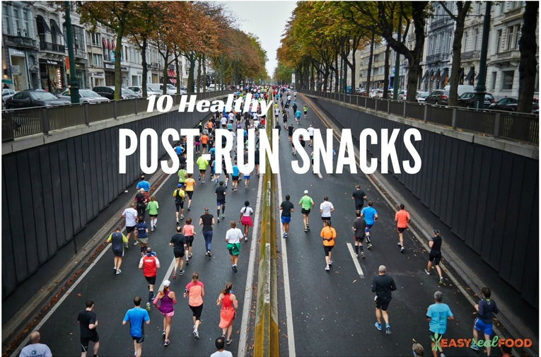 10 healthy post-run snacks