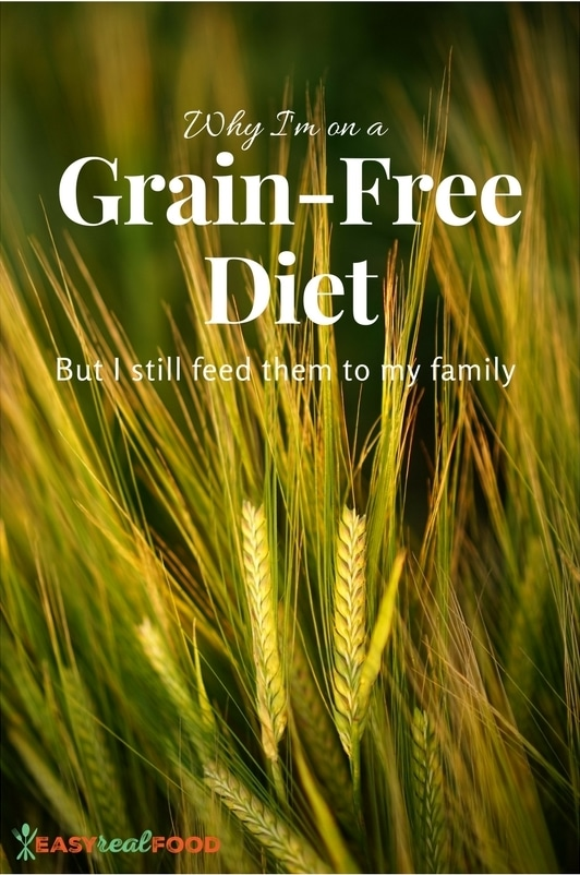 Why follow a grain-free diet?