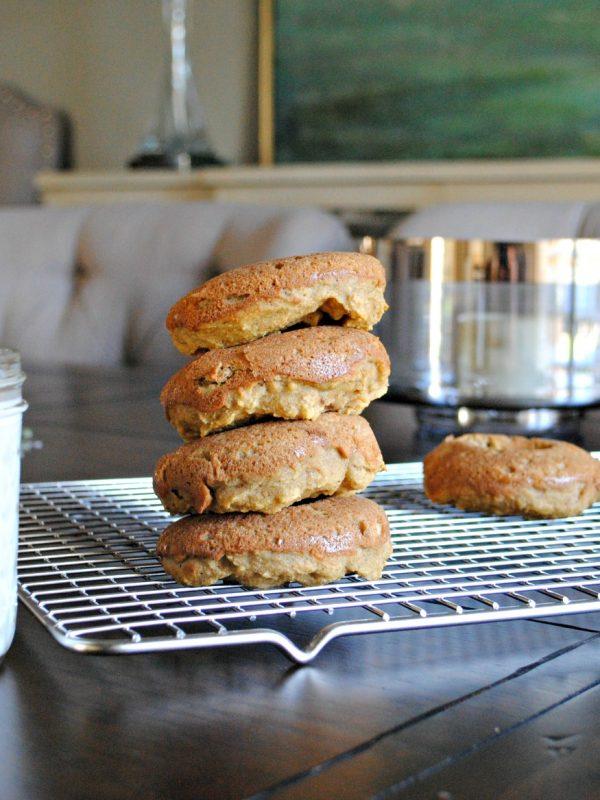 Chai-Spiced Paleo Donuts