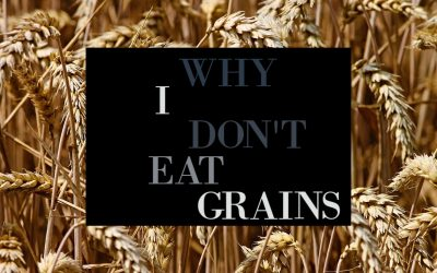 Why I'm On a Grain-Free Diet + Paleo and Grain-Free Recipes