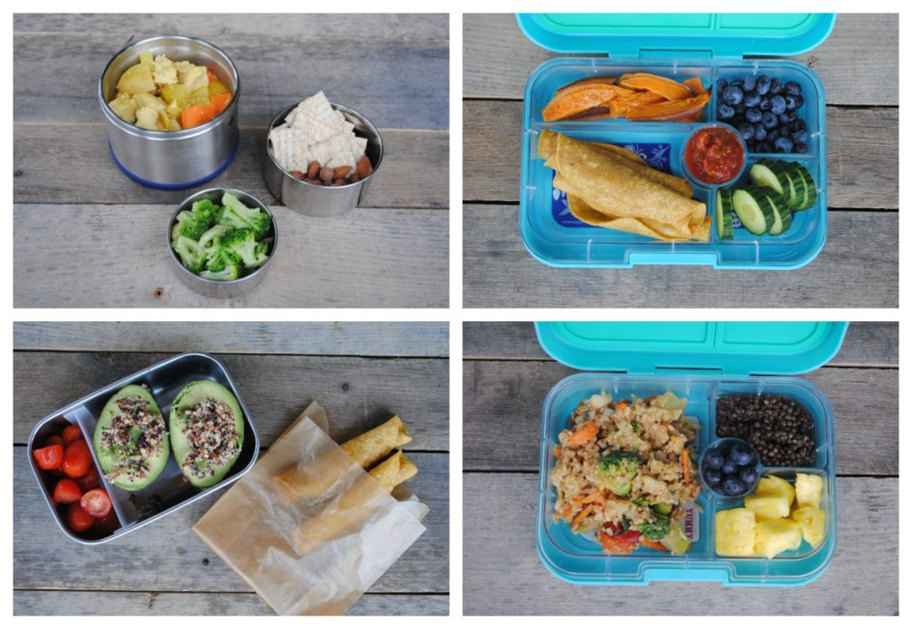 How to Make Healthy Lunches