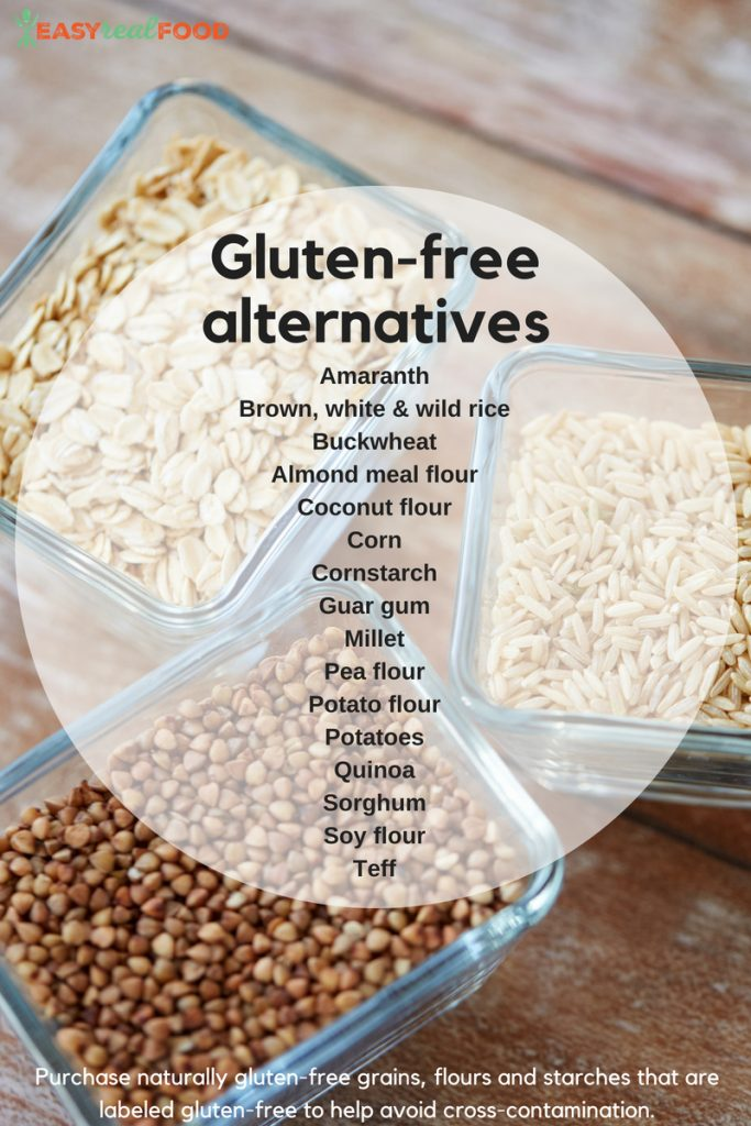 gluten-free alternatives