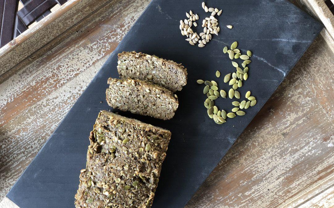 Grain Free Nut Free Bread