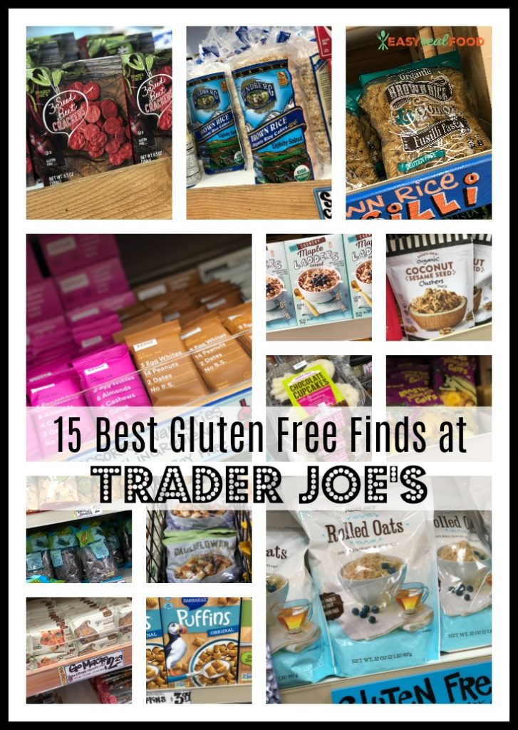 Trader Joe's Gluten Free Foods
