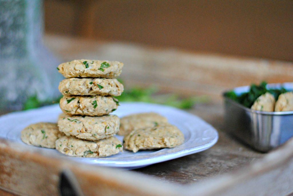 healthy baked falafel recipe