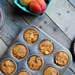 Gluten Free Peach Muffin Recipe Almond Flour