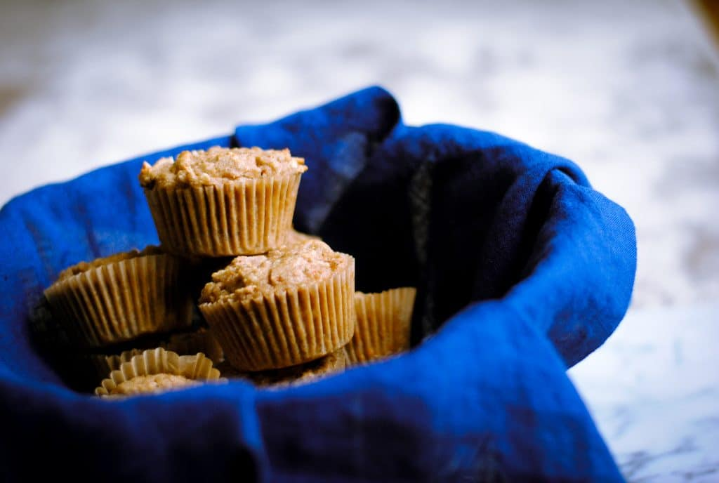 Gluten Free Carrot Coconut Muffin Recipe