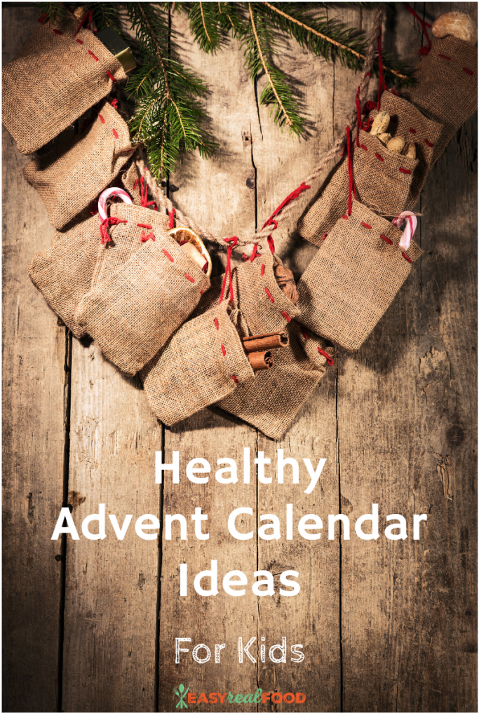 Healthy Advent Calendar Ideas for Kids