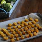 paleo pumpkin gnocchi - glutenfree, vegan