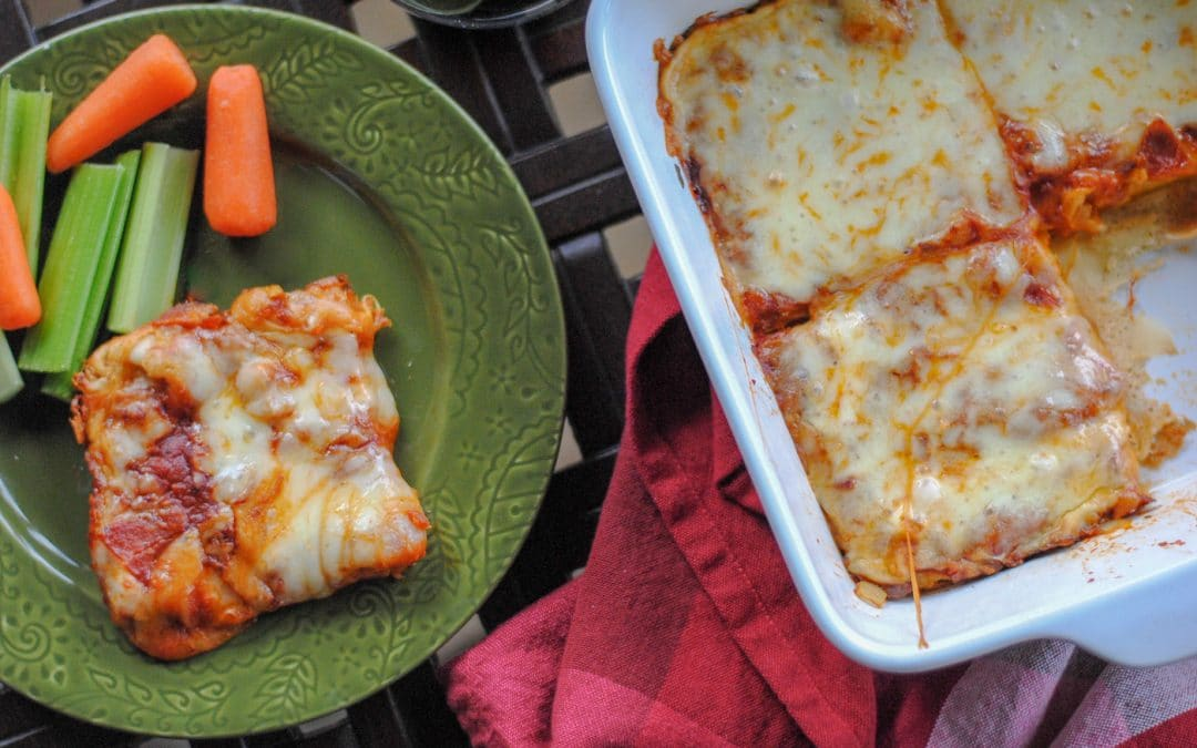 Easy Gluten Free Pizza Dough Recipe (without yeast)