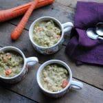 Kid friendly broccoli cheddar soup #soup #easysouprecipe #broccolisoup