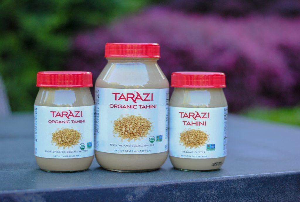 Organic tahini and the the benefits of eating tahini