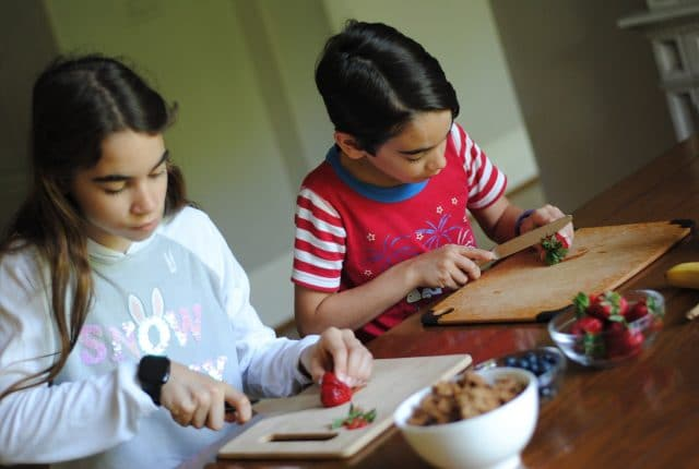 Kids Cook: an easy recipe for kids