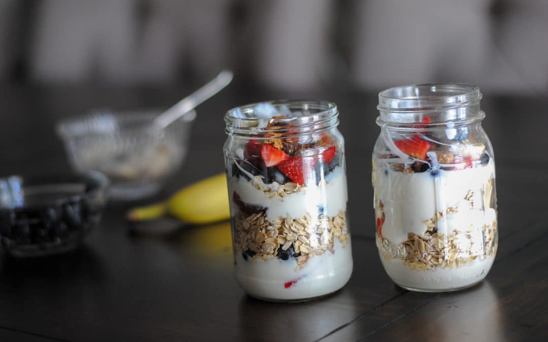 Easy Recipes For Kids: Yogurt Parfait