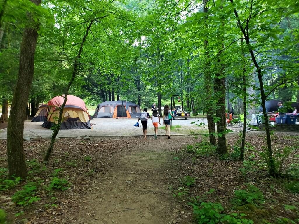 6 Benefits of Camping For Moms
