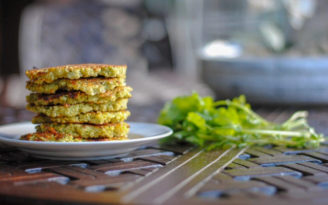 Vegetarian Fritters: A Split Pea Recipe