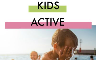 25 Summer Ideas to Keep Kids Active