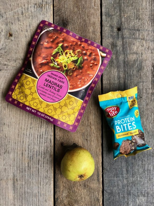 10 Simple School Lunches from Trader Joe's - a simple lunch for busy days!
