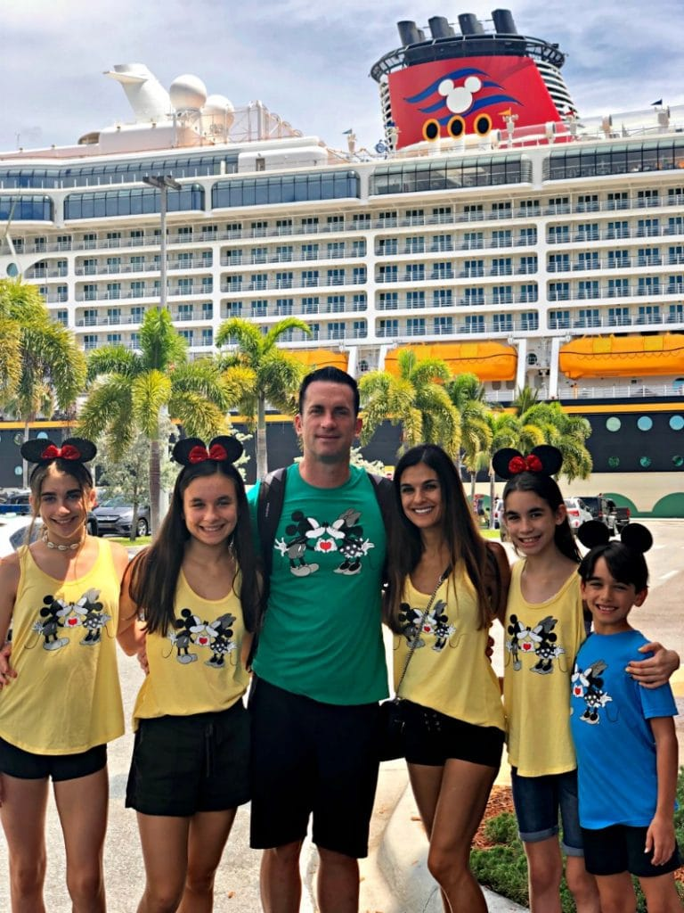 Our Disney Cruise experience