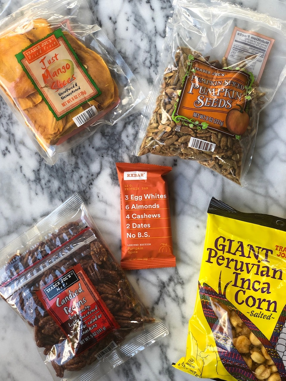 Tasty fall products from Trader Joe's