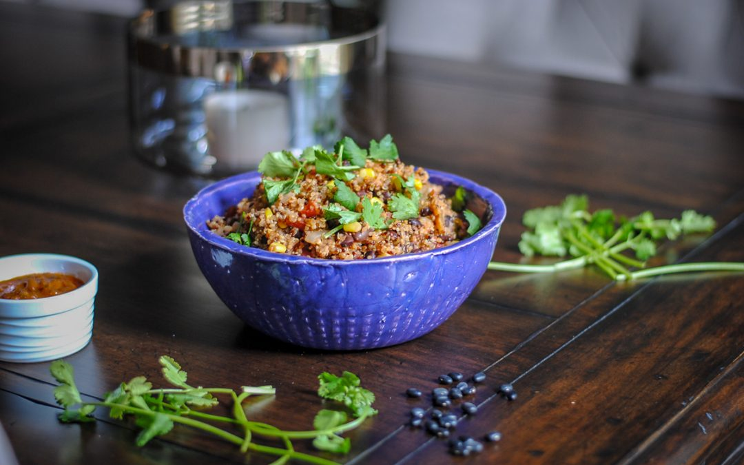 Instant Pot Mexican Quinoa Recipe