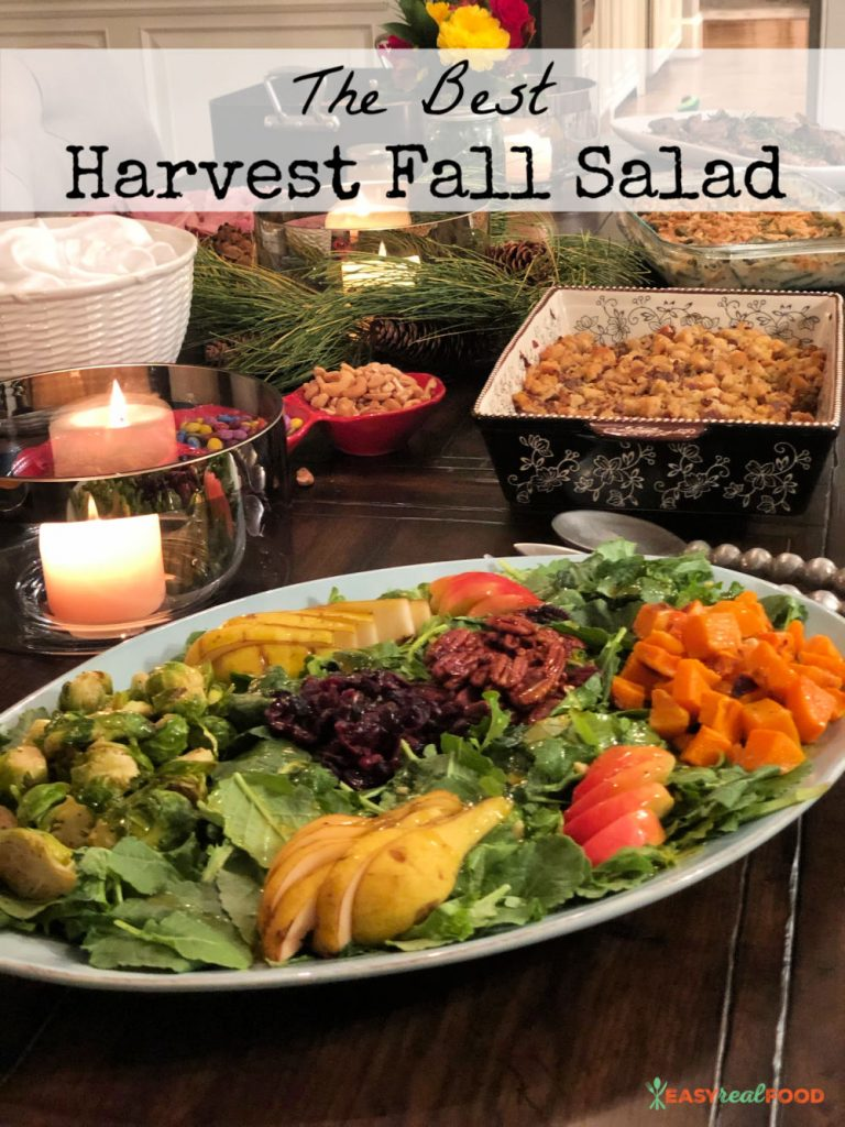 Hearty Harvest Salad Recipe