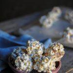 Popcorn balls: an easy recipe for a popcorn treat