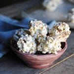 The easiest popcorn ball recipe