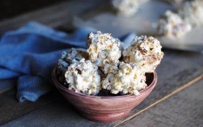 How to Make Marshmallow Popcorn Balls