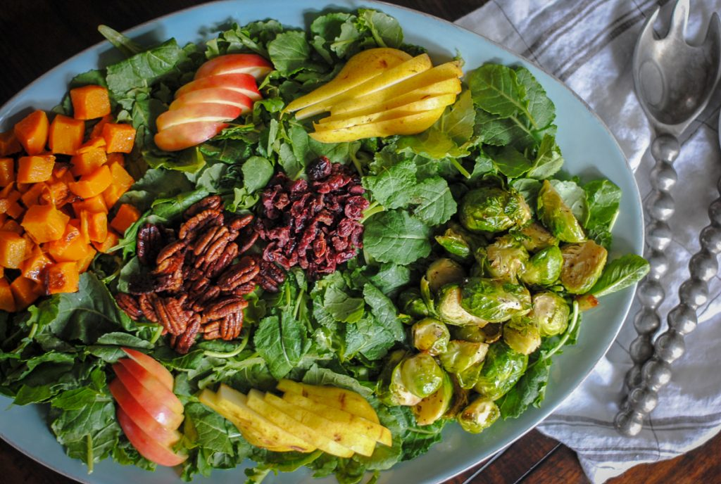 the best hearty fall salad recipe
