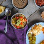30 minute black bean soup recipe