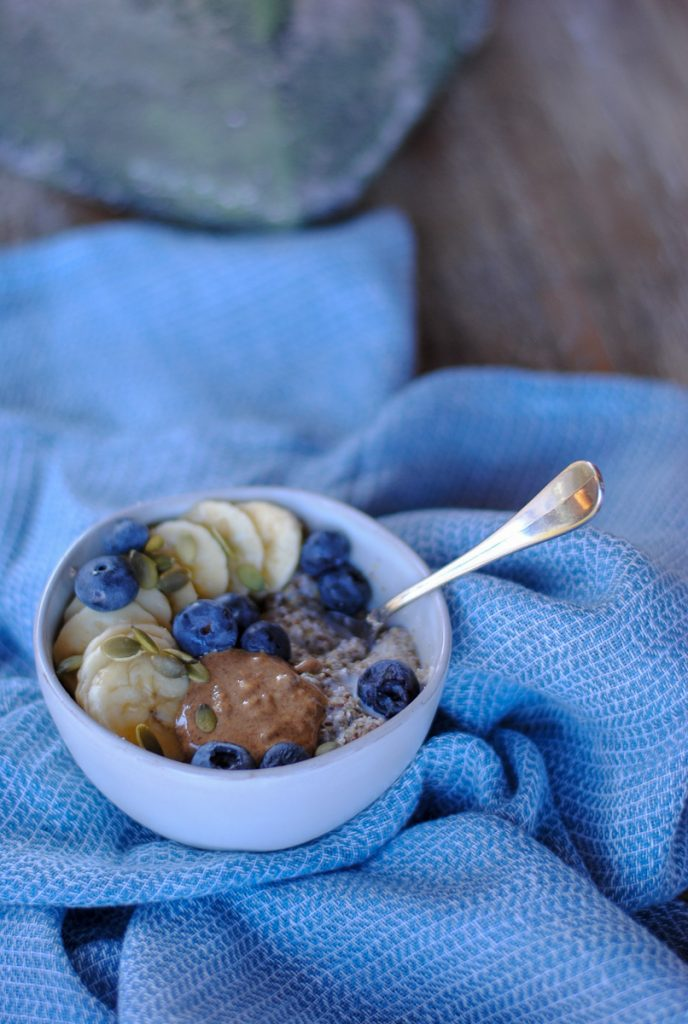 easy 90 second grain free cereal - no oats