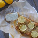 Delicious, easy paleo lemon poppy seed bread - grain-free and low carb