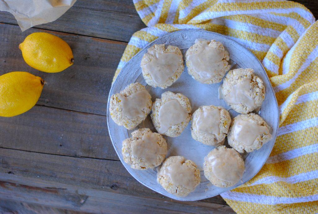 healthy lemon cookie recipe